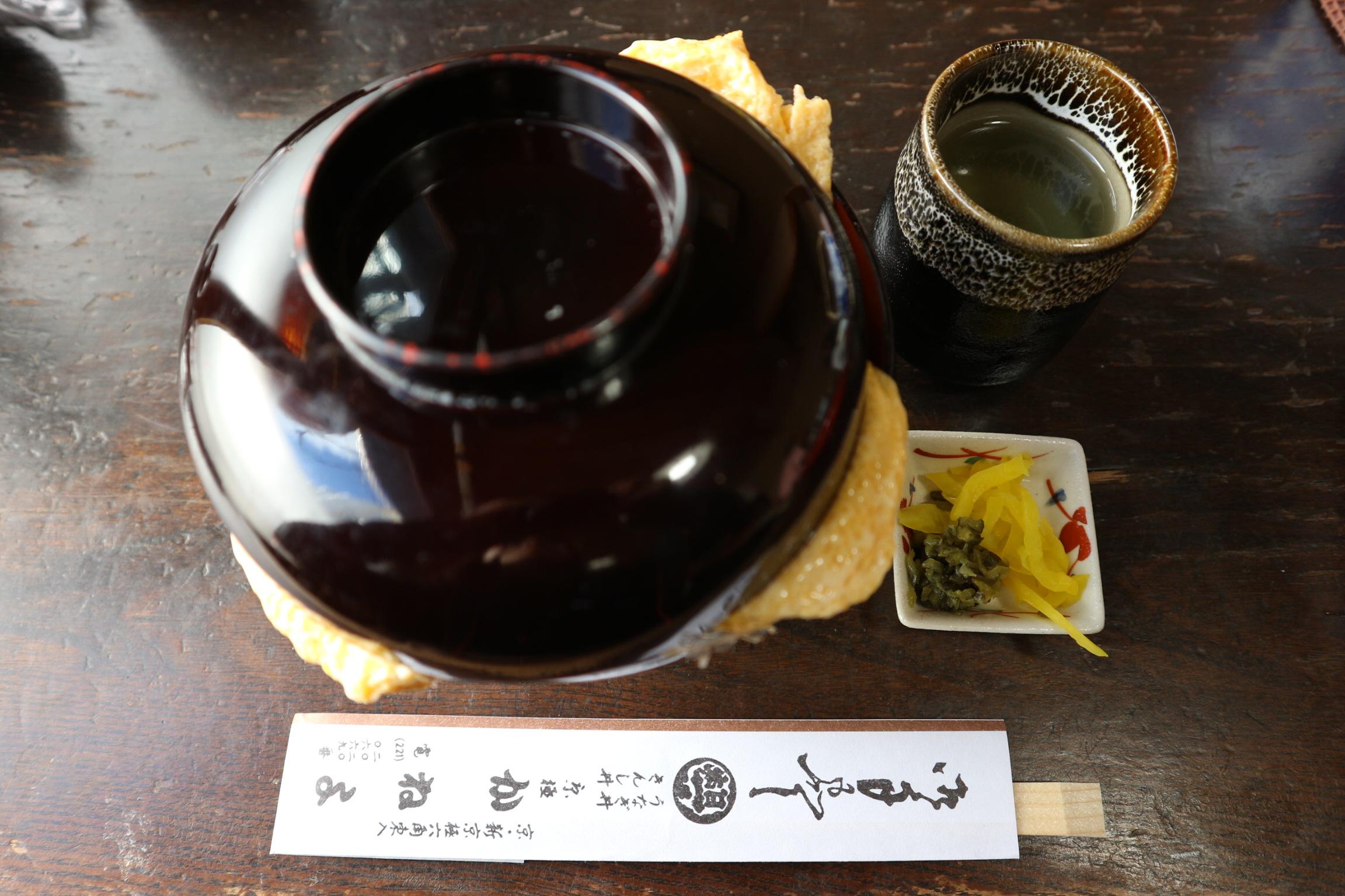 【京都】行列!創業明治の老舗店「きんし丼」を食べに行ってきました❤︎_1