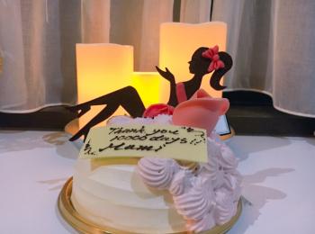 【祝】10000日バースデーをお祝いしました♡