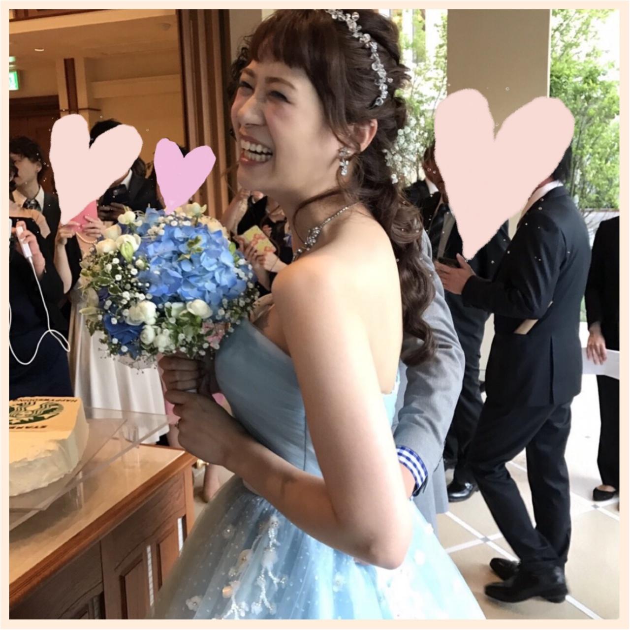 【ゆい婚】お色直しはドレス色当てクイズでゲストに楽しんでもらいました♪_3