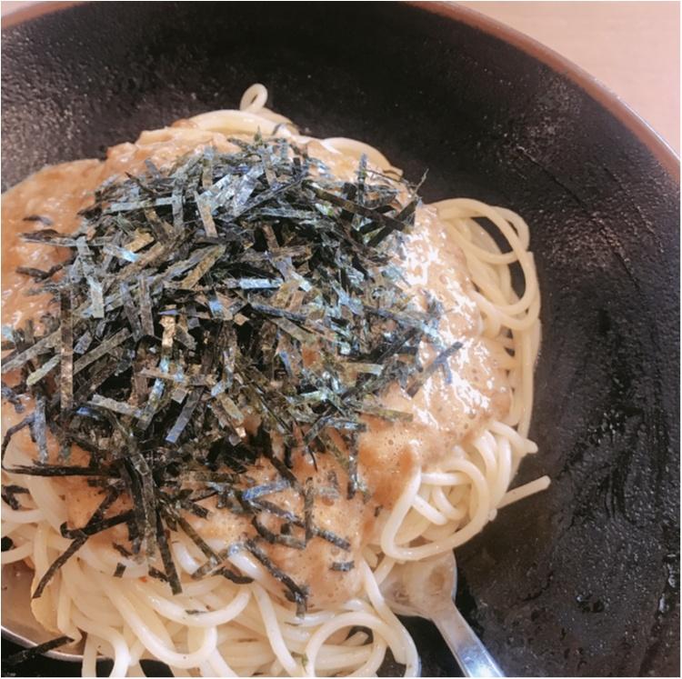 【ご当地MORE♡福岡】福岡に来たら1度は行ってほしいパスタ屋さん✨_3