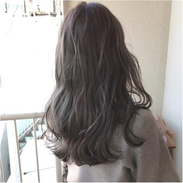 【hair】透け感たっぷりのヘアカラーがきてる?♡ハイライトもいれて、動きのある立体感が可愛い!!▶︎▶︎美容師さんオススメの巻き方レシピも♡_4