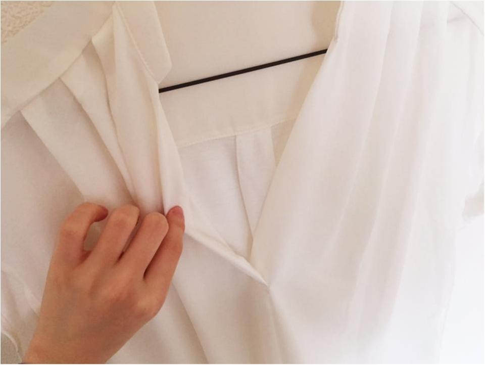 ViSのプレスルームで秋冬ファッションについておしゃべり/売れ筋ブラウス #モアハピ_5
