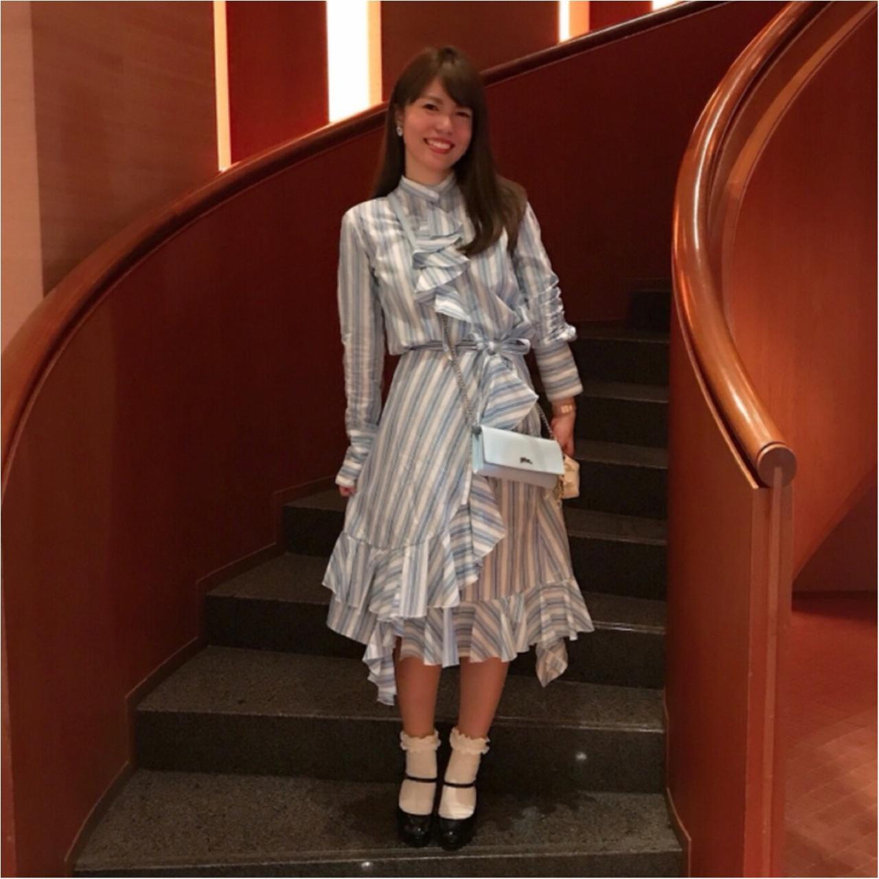 <MORE大女子会2018>UNIQLOで作る!プチプラなのにオシャレなパーティースタイル♡_1