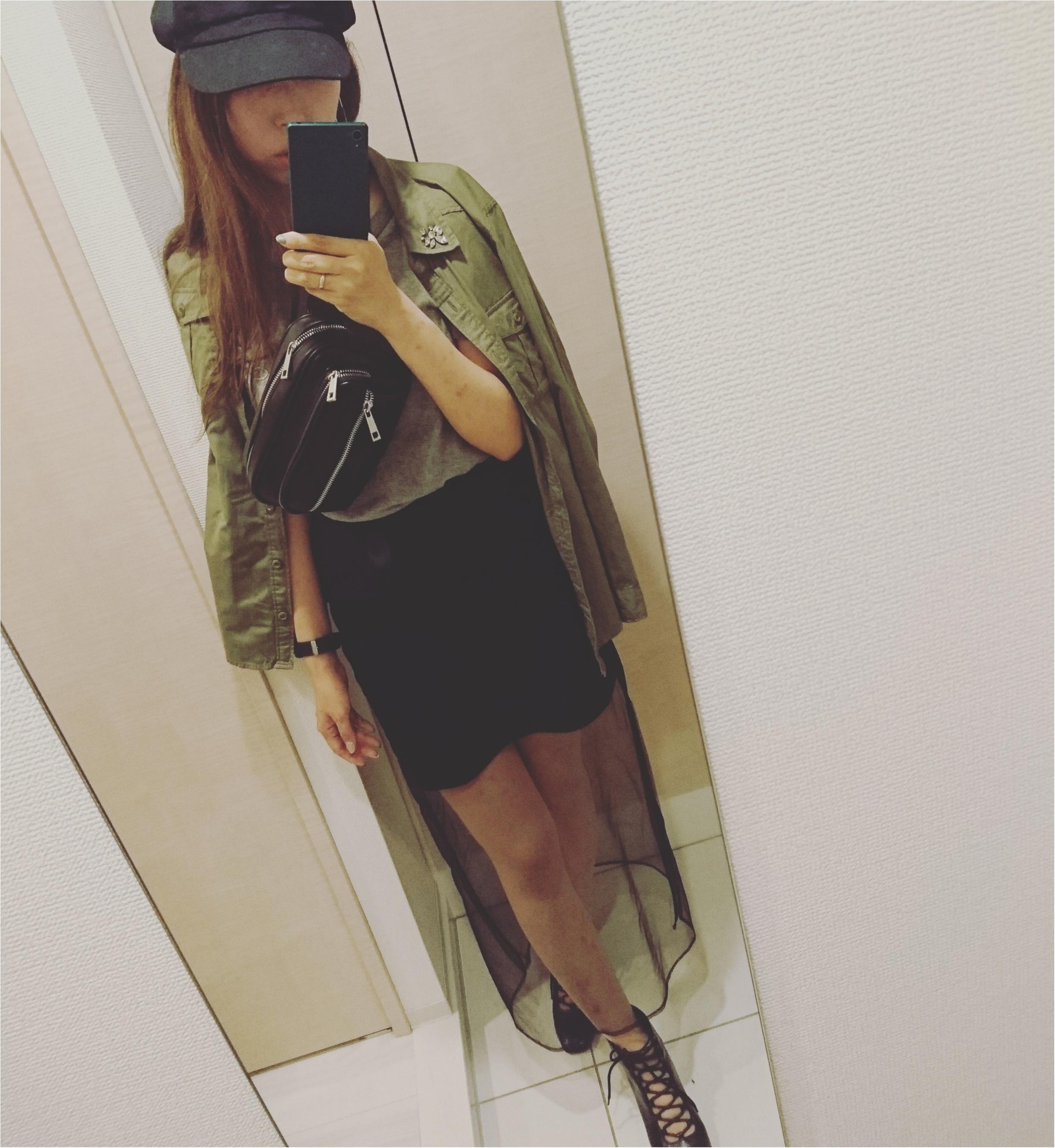 《2018年トレンドNo.1バッグ》意外とどんな服にも合う?!【ウエストポーチ】_3