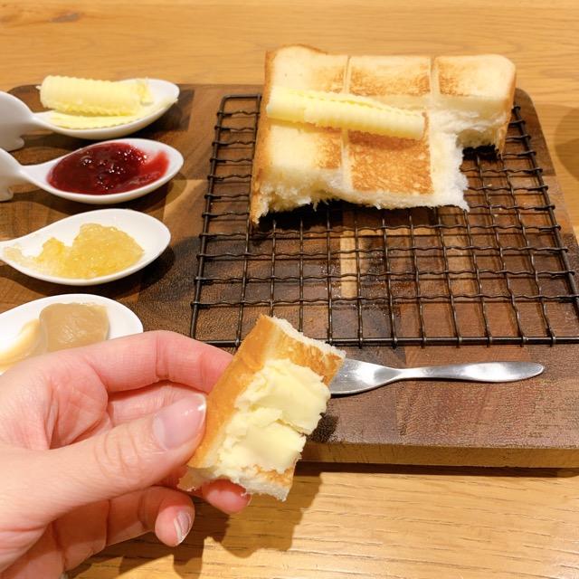 【みおしー遠征ログ❤︎大阪】「&jam Cafe」のトースト&ジャムがモーニングにぴったり!_3