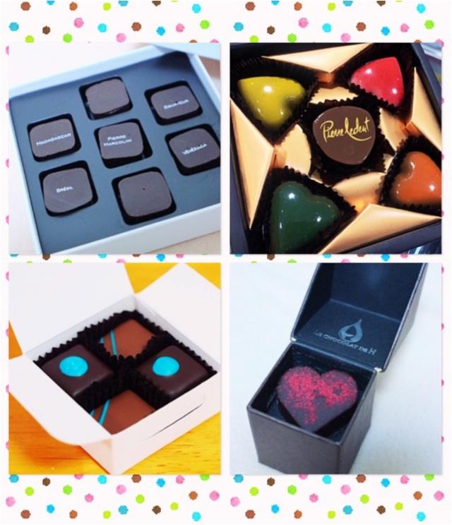 銀座三越の「Sweets Collection 2017」に行ってきた☻必見!選ぶポイント付き、購入したチョコたちを全部見せ♡♡_1