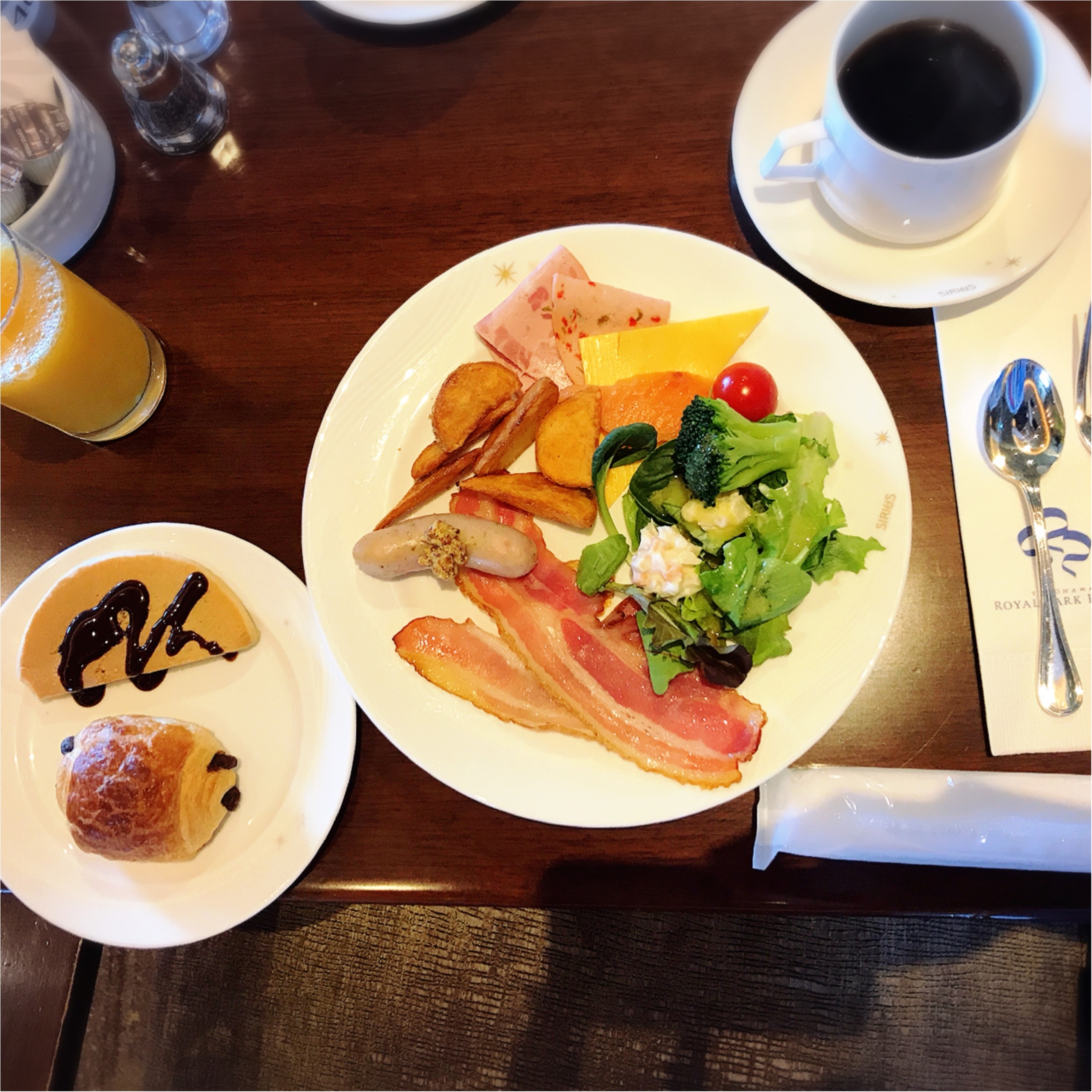 【贅沢OFF♡】絶景・豪華アメニティ・リッチな朝食!《横浜ロイヤルパークホテル》で過ごす休日♡ _10