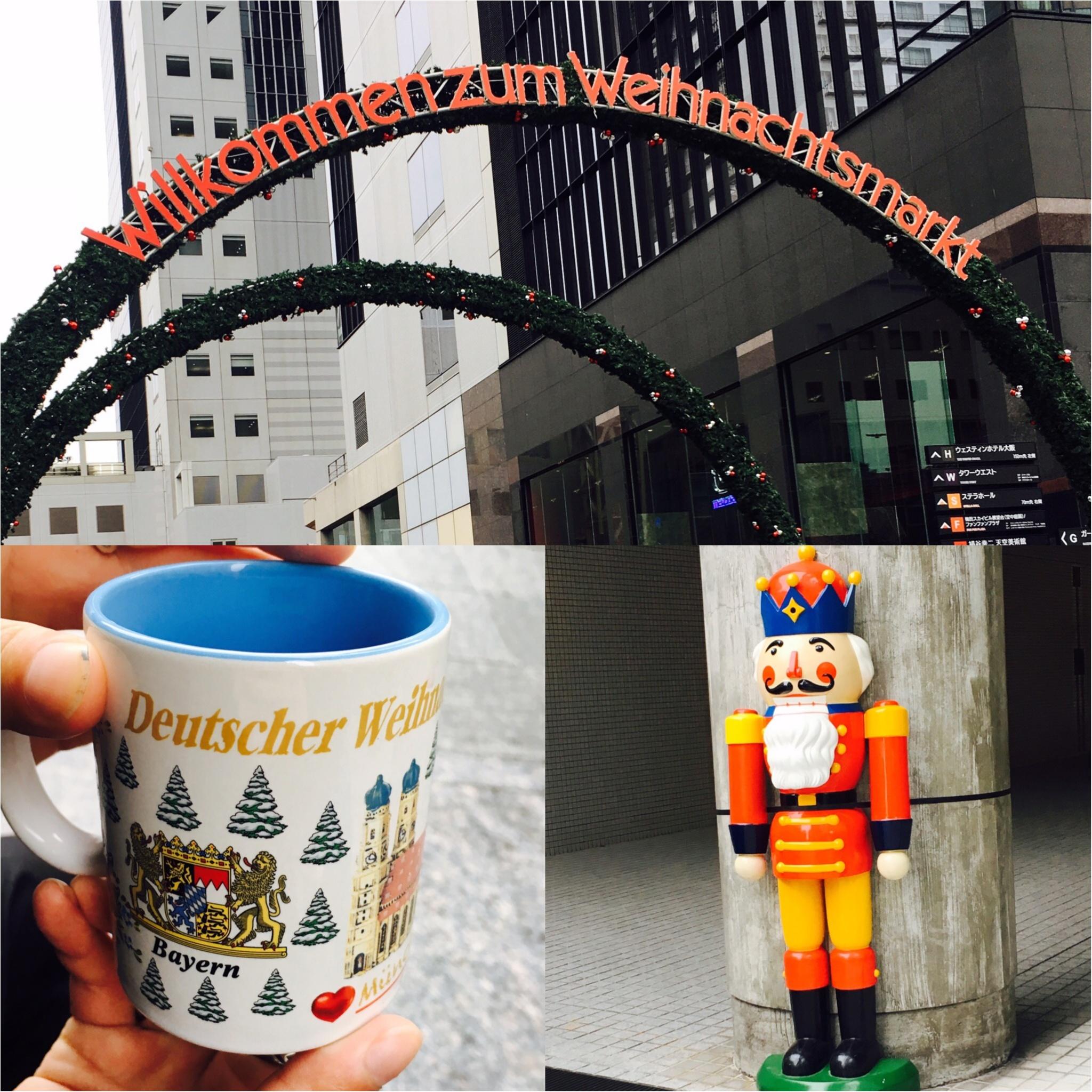 【大阪・梅田】の≪クリスマススポット≫はここ!\(^o^)/_4
