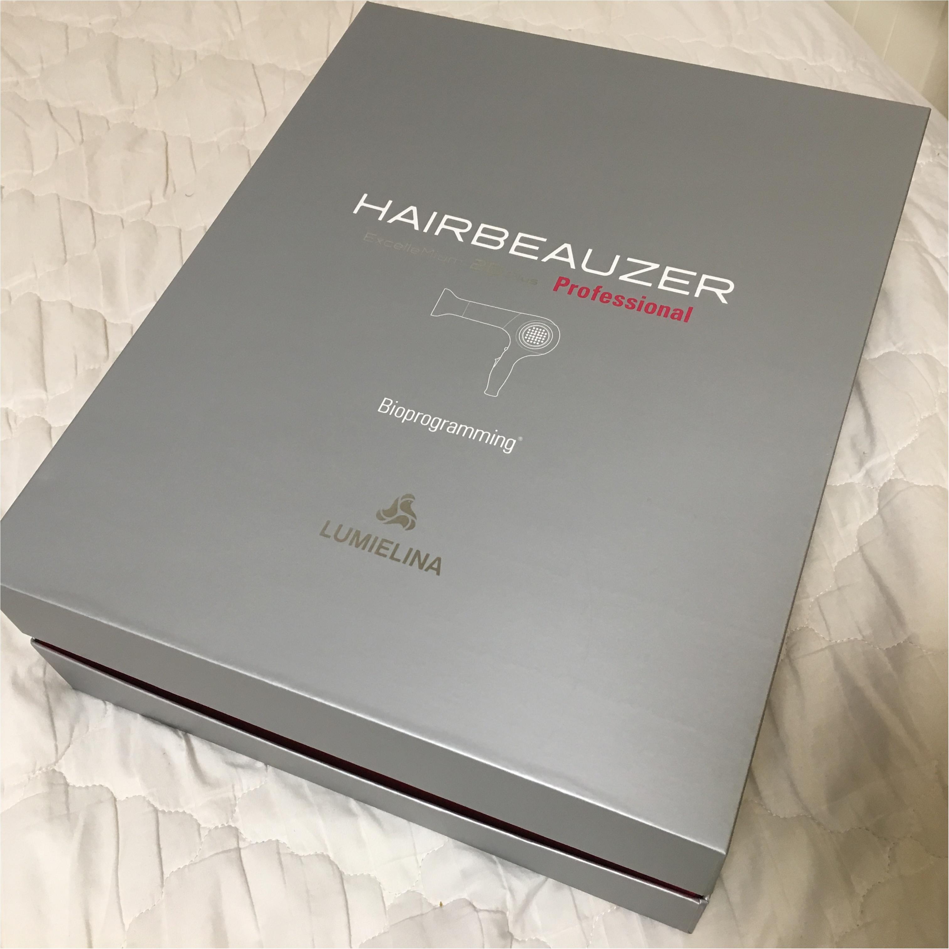 ☺︎♡噂のヘアビューザー2Dプラス!!使用感レポート!特別な使い方も♡本当に乾かすだけで、髪がツヤッツヤッになりました♡✨_2