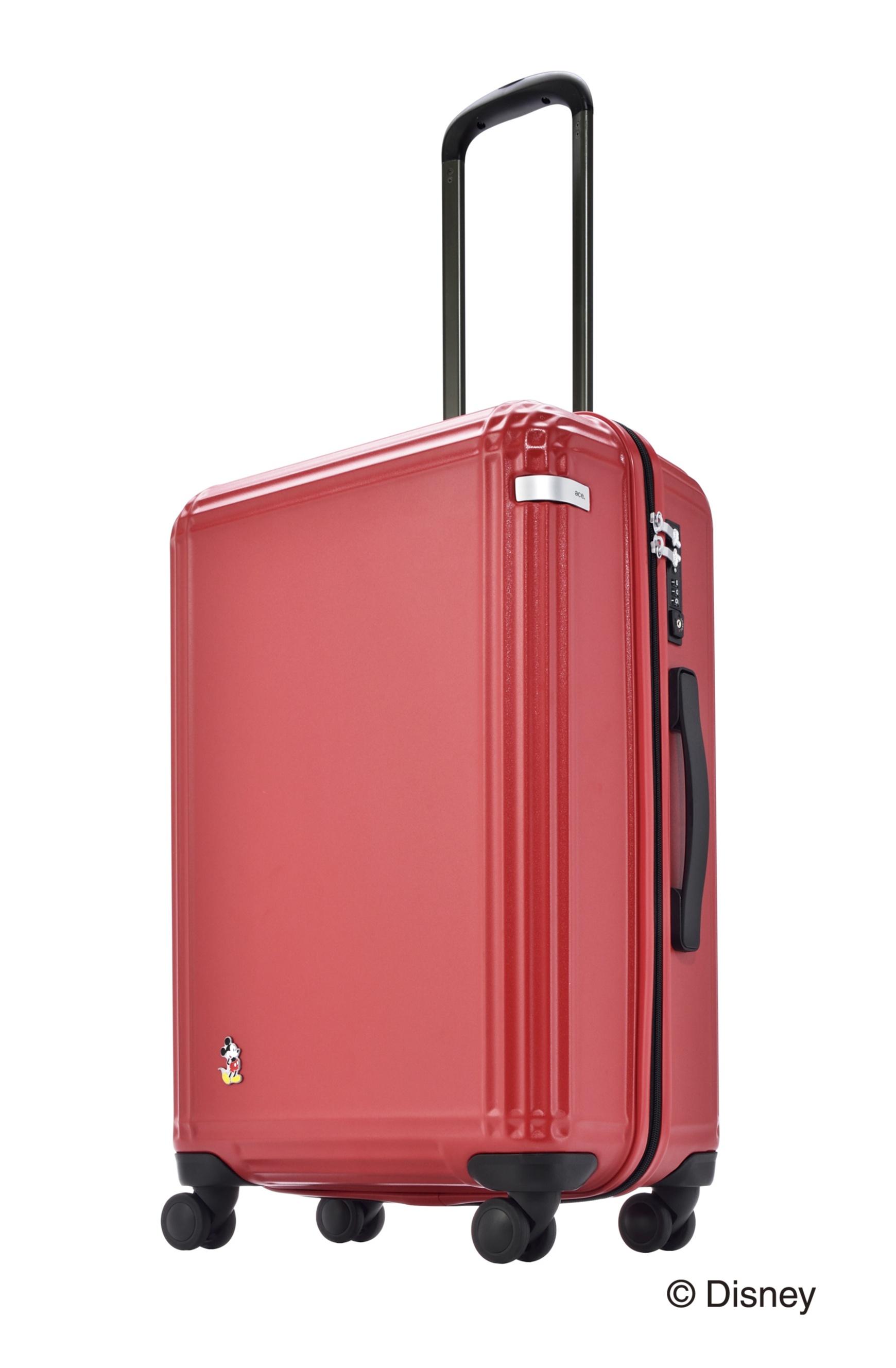 GWの旅行はミッキーマウスを連れて行こう♡ 細部までかわいいスーツケース発売中!_1
