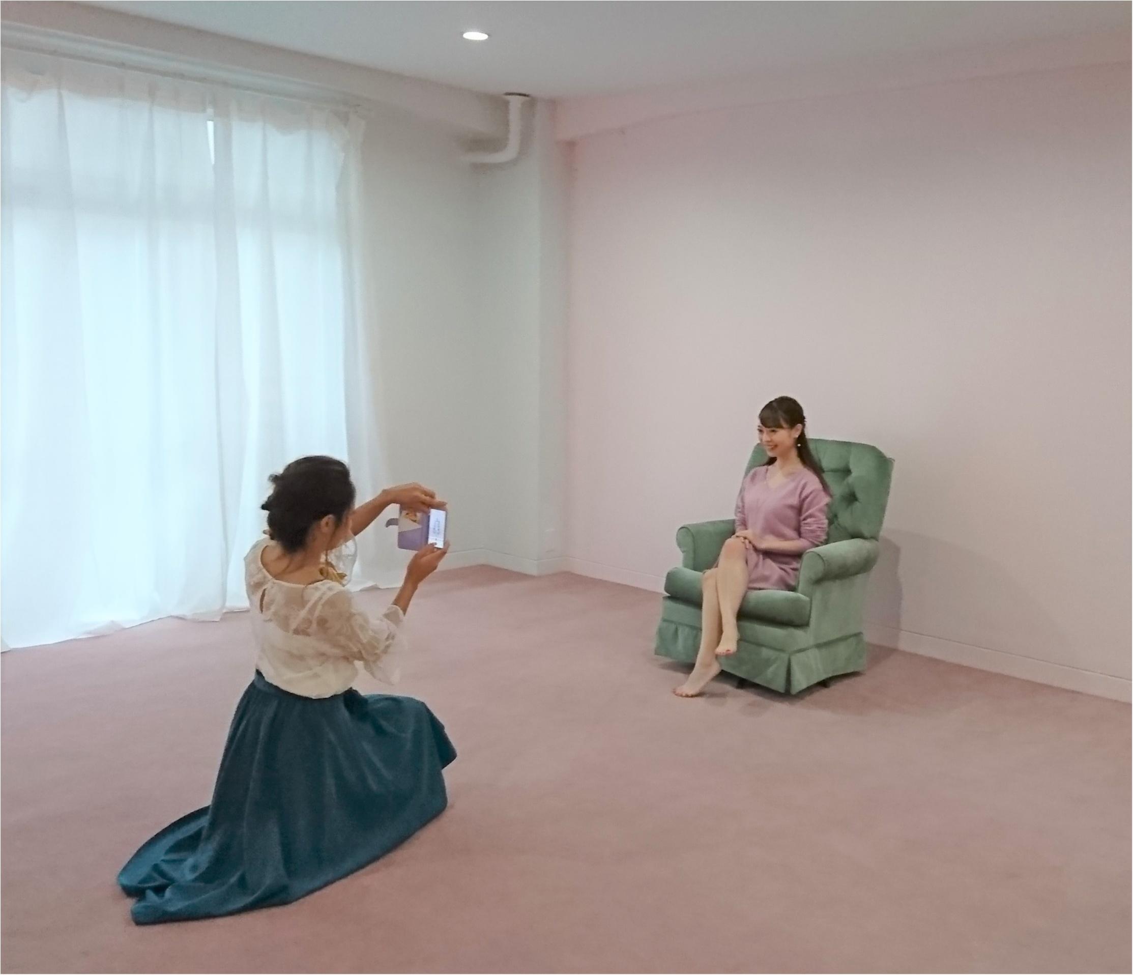 モアハピ部の美人さんたちとの撮影レポ!_3