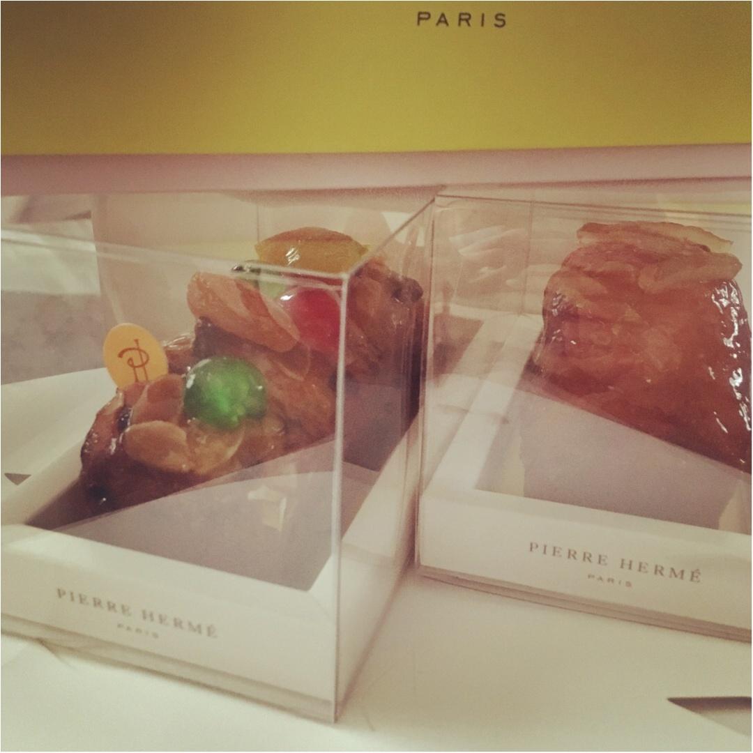 マカロンだけじゃない♡PIERRE HERME PARIS_1