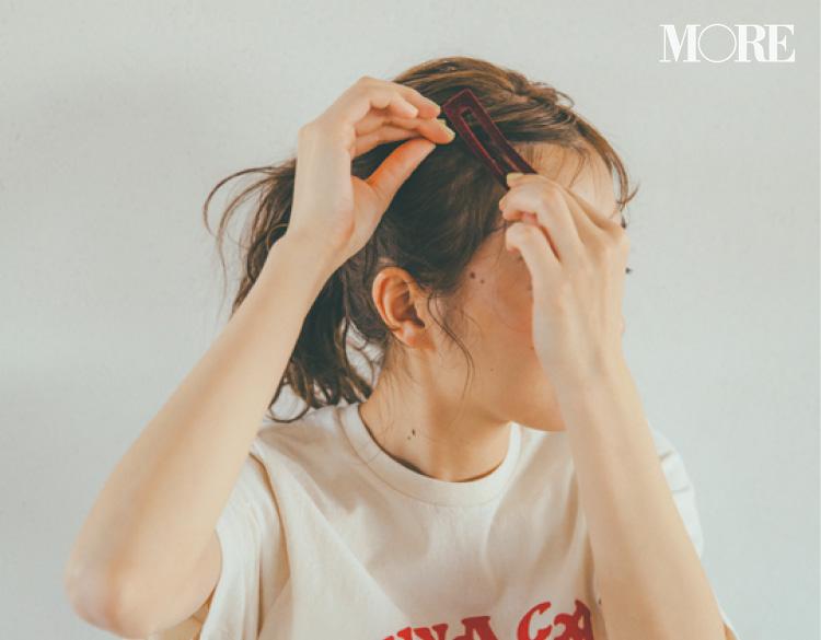 内田理央がお手本! ロング、ミディアム、ボブにおすすめの夏のヘアアレンジ 記事Photo Gallery_1_22