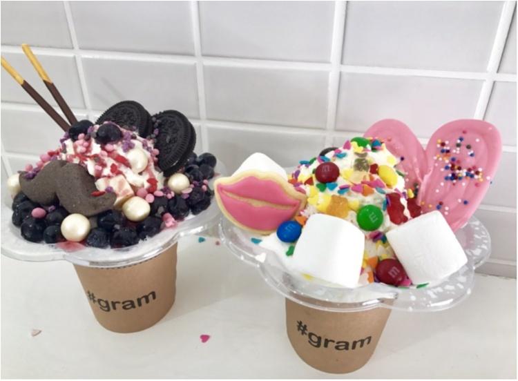 【FOOD】「My かき氷」が作れちゃう♡この夏行きたいかき氷屋さん #gram _1