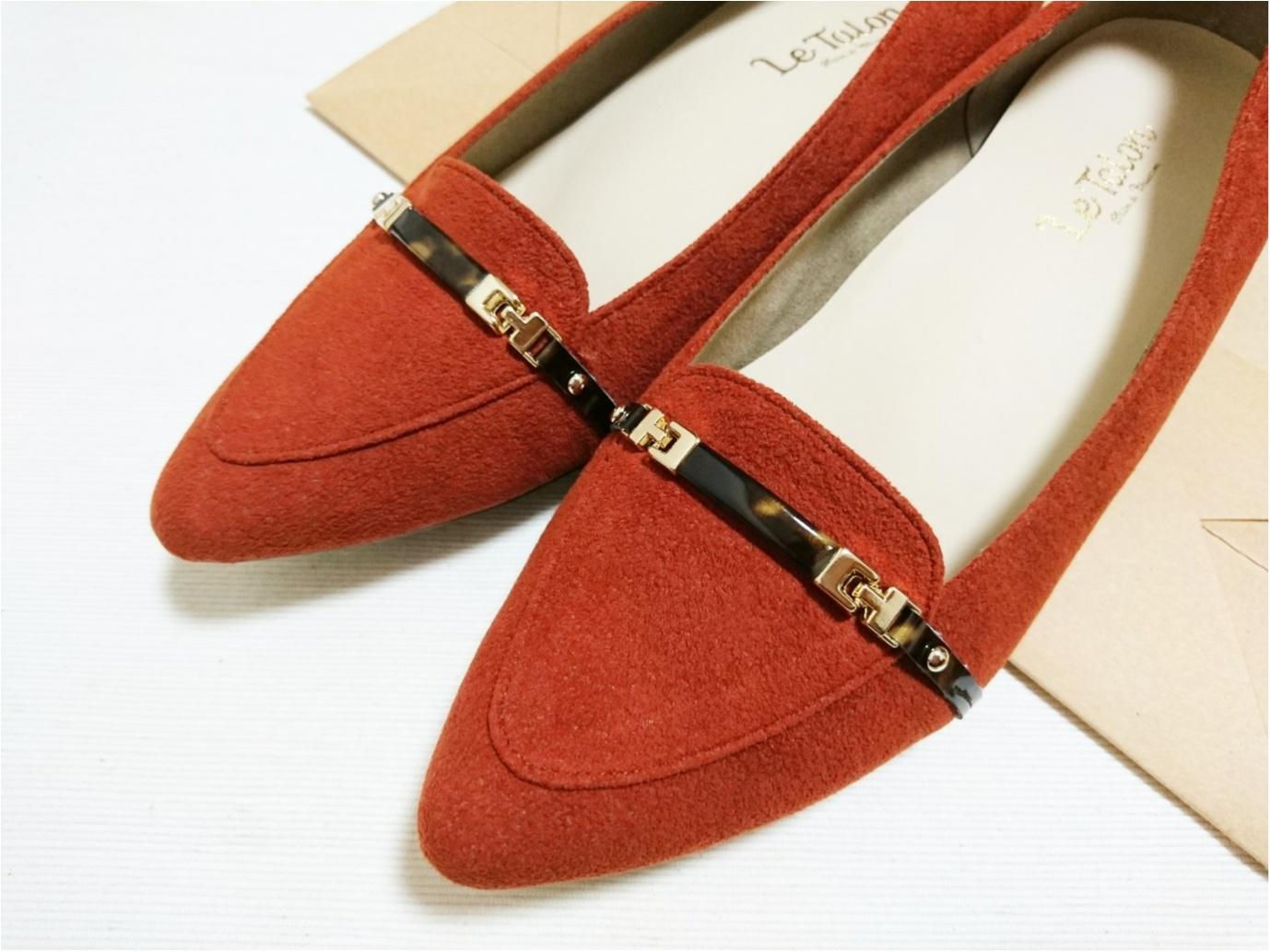 【ファッション】上品で女性らしいデザインに加え、幅広いサイズ展開が魅力 ! 『Le Tolon (ルタロン) 』のお気に入りシューズ♪_1