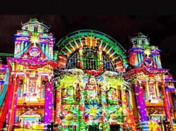 12/14〜12/25《OSAKA光のルネサンス》中之島のイルミネーションが素敵すぎる♡