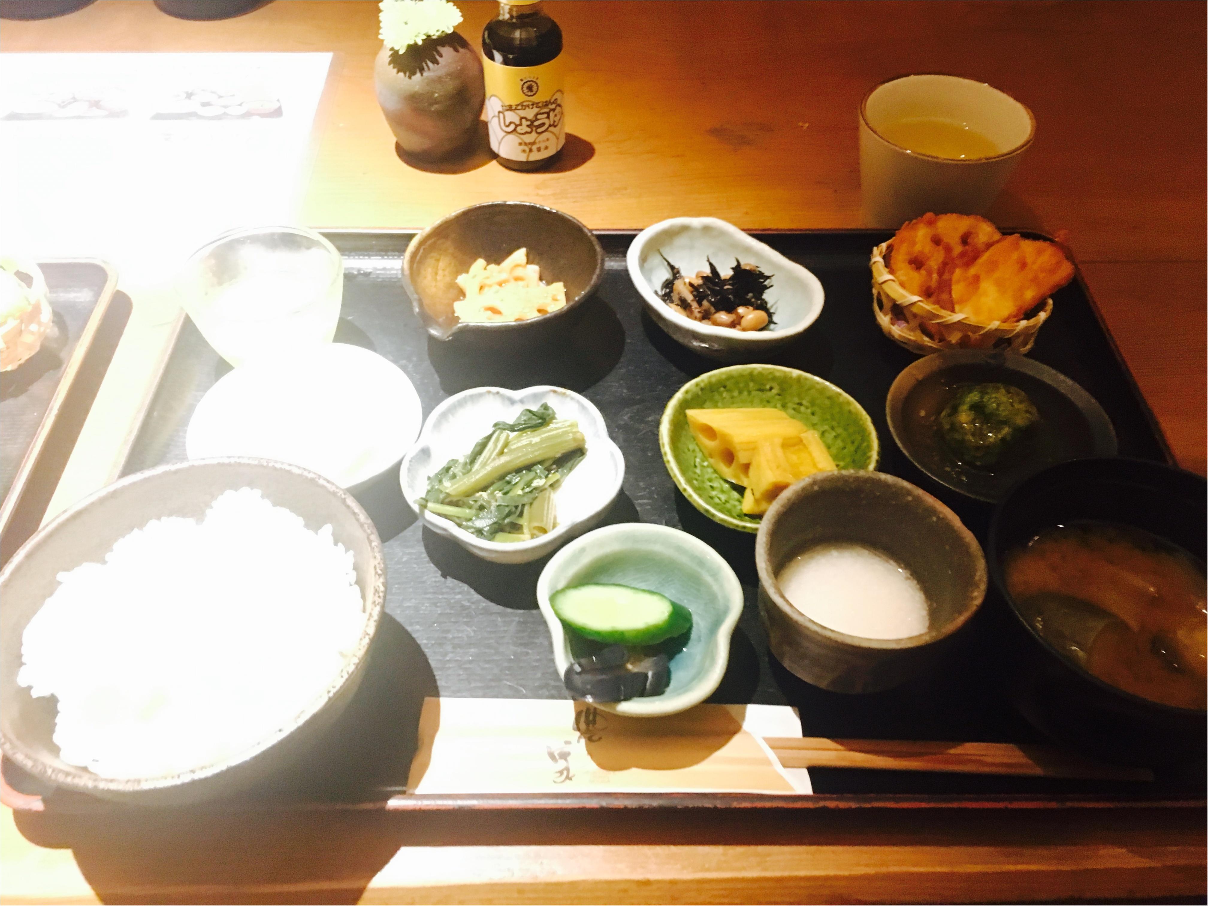 神戸元町 野菜たっぷりランチと紅茶エスプレッソ_1
