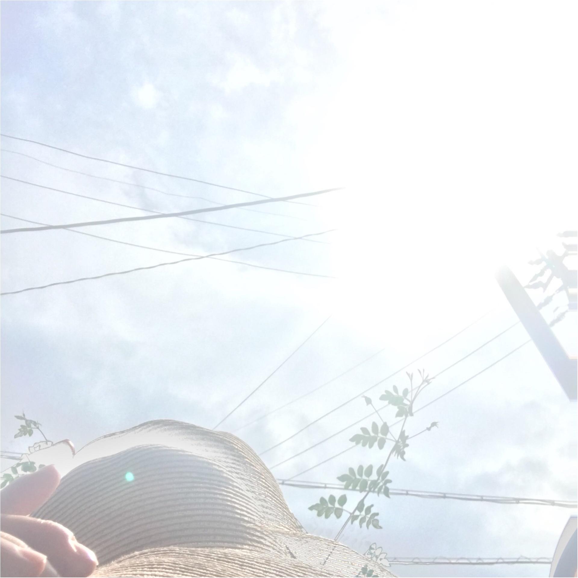 夏のマストアイテム♡ストローハットをゲットしなきゃ♡byみそ_1