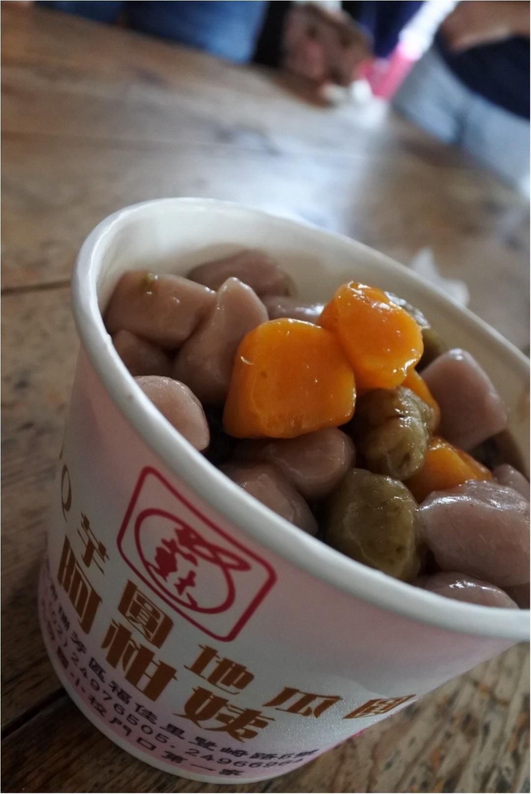 台湾のおしゃれなカフェ&食べ物特集 - 人気のタピオカや小籠包も! 台湾女子旅におすすめのグルメ情報まとめ_83