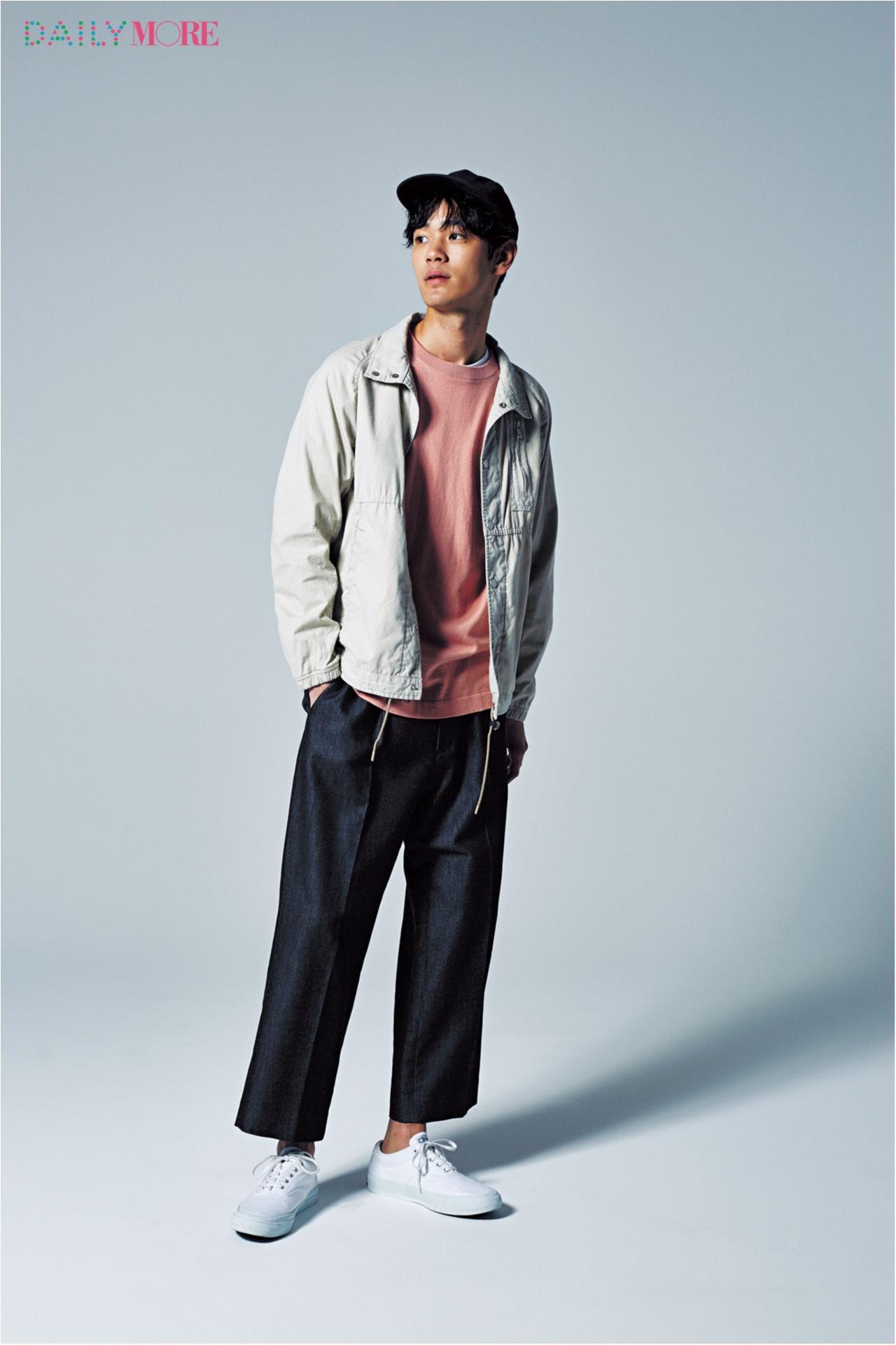 【彼のファッションにお困りのあなた!】モア世代男子にふさわしい「シンプルだけどこなれてる」コーデをメンズスタイリストが伝授します☆_2_2