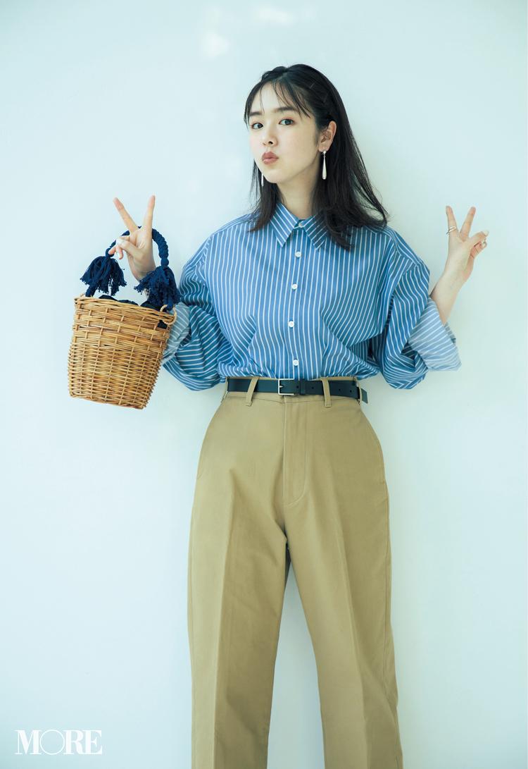 """シャツが見違える10の""""ちょい足し""""テク♡ 「何を着るか」の次は「どう着るか」だ!!_1_1"""