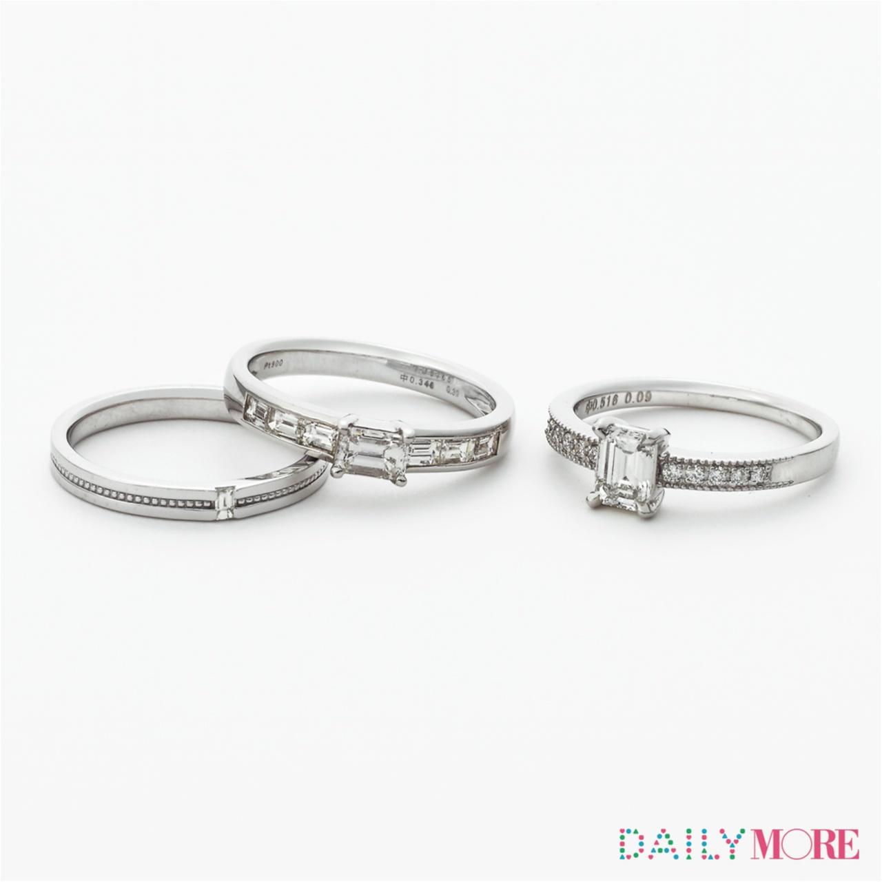 この指輪でプロポーズされたい! アラウンド27歳のためのおすすめエンゲージリング3選_3