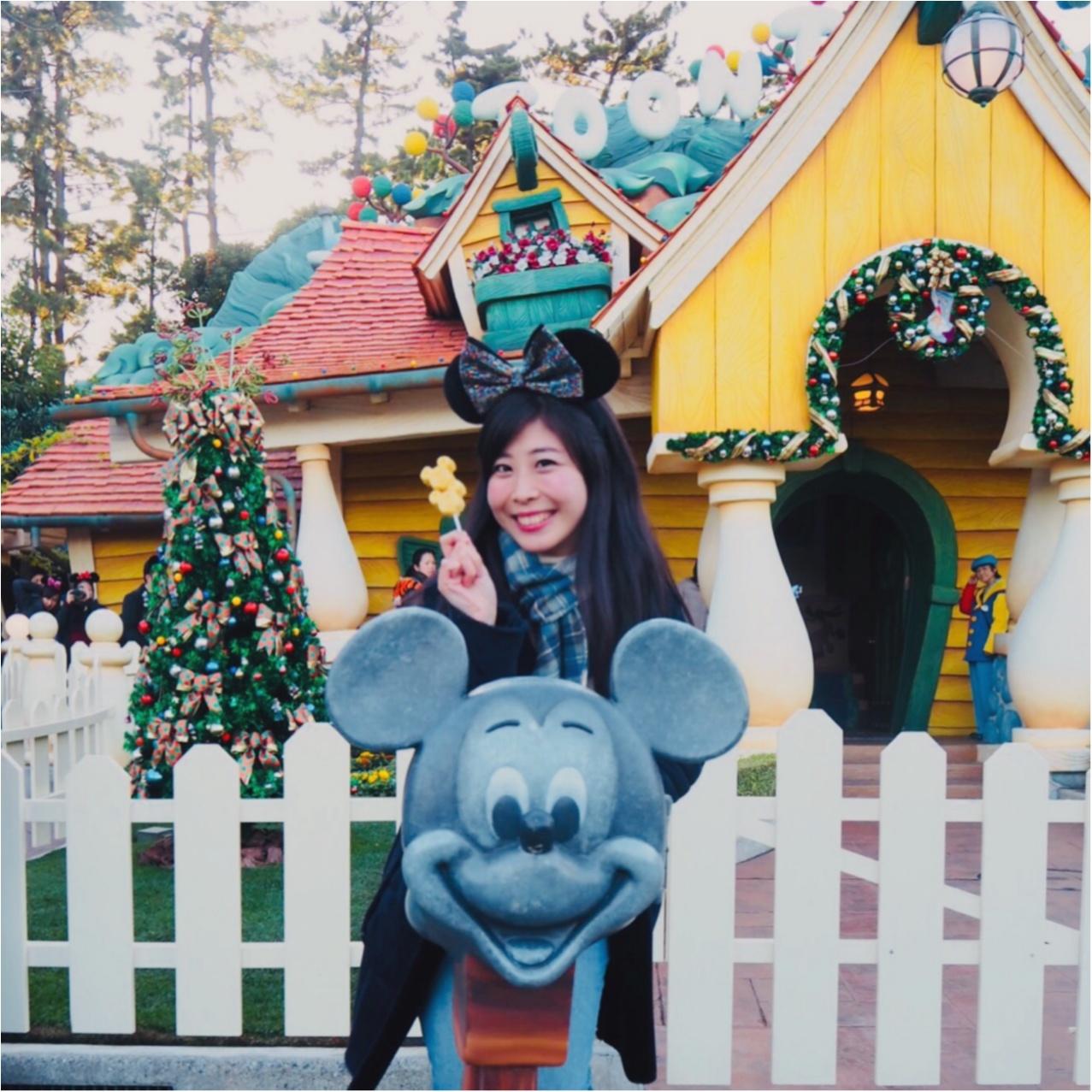 《Disneyland》にお出かけしたら絶対撮りたい❤︎ 可愛い&お洒落な写真は《ココとコレ》を押さえましょう☝︎★_3
