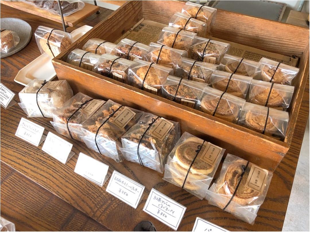 素材の味が味わえる♡ 古民家を改装したオシャレな焼き菓子屋さん♡♡_4