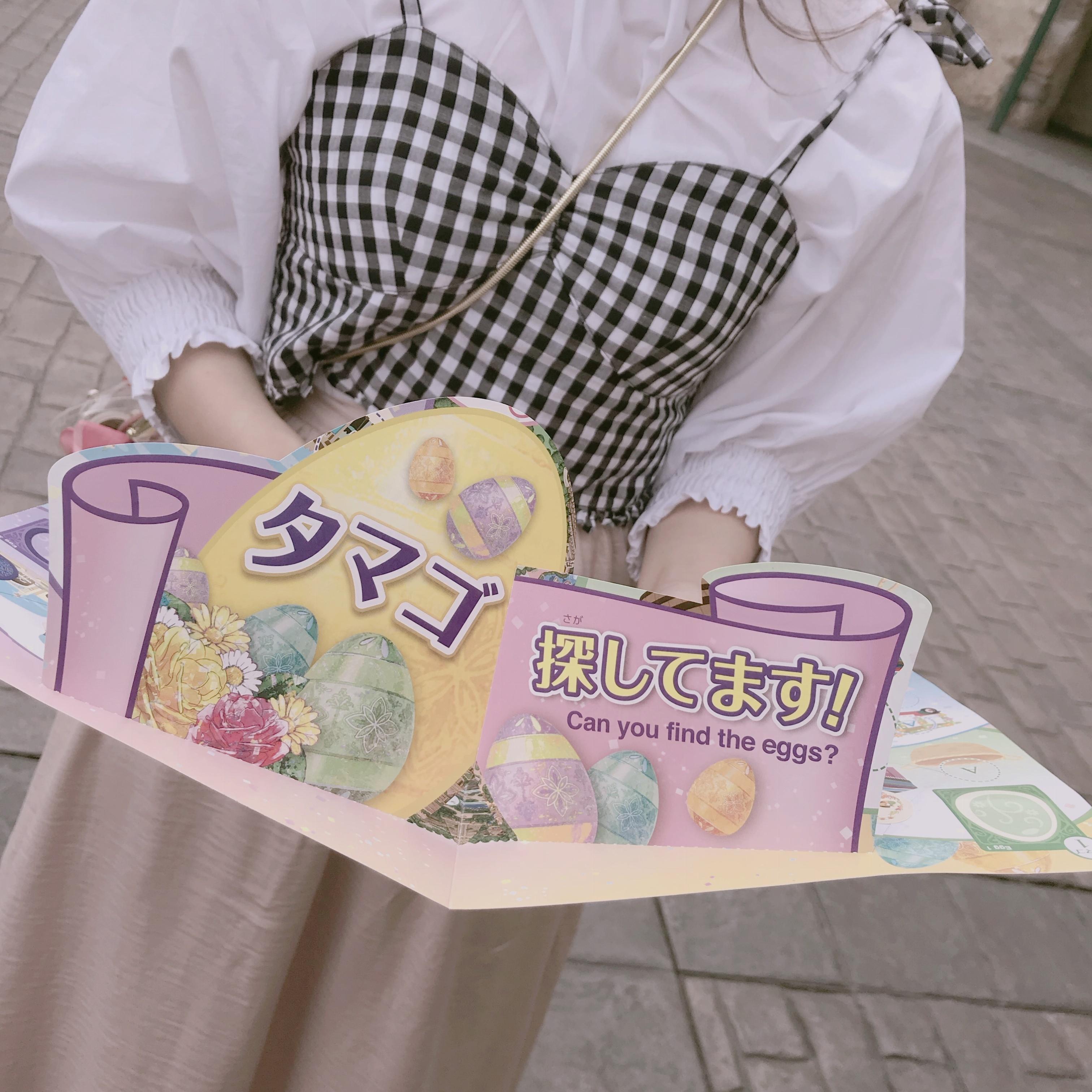 東京ディズニーシーのイースターに行ったらするべき【エッグハント】とは、、❤︎_4