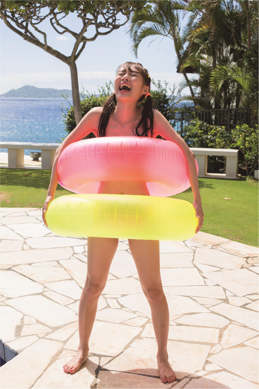 だーりおとハワイ旅行したら、こんなに刺激的!?「内田理央写真集 だーりおといっしゅうかん。」もカバー発表!_1_5