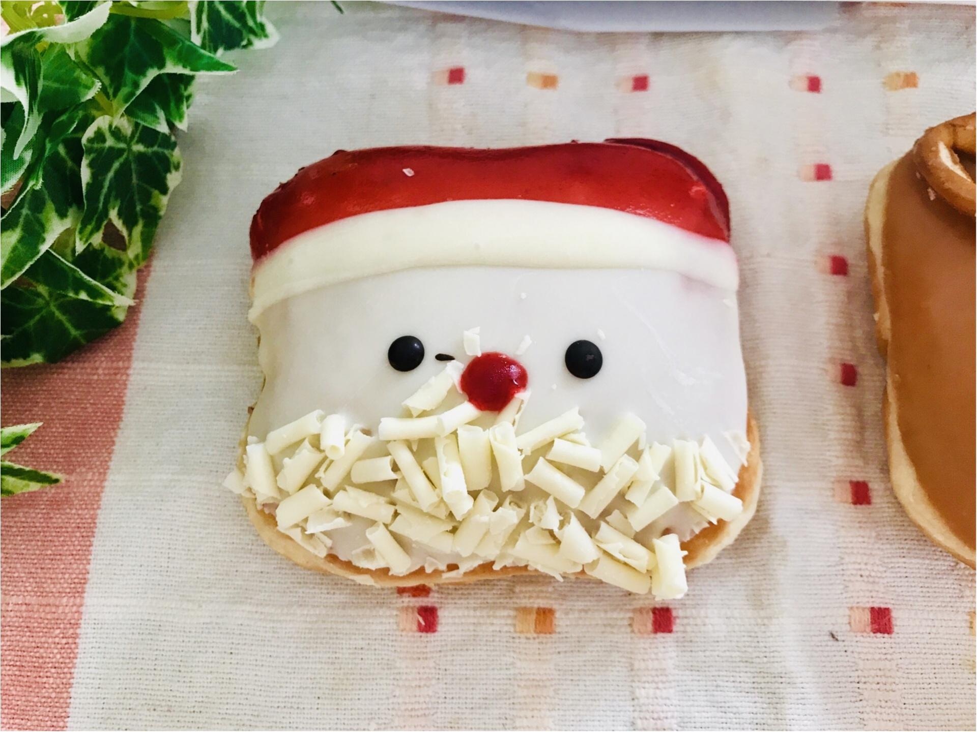 【クリスピークリームドーナツ】クリスマス限定ドーナツが可愛すぎると絶賛の嵐♡_3