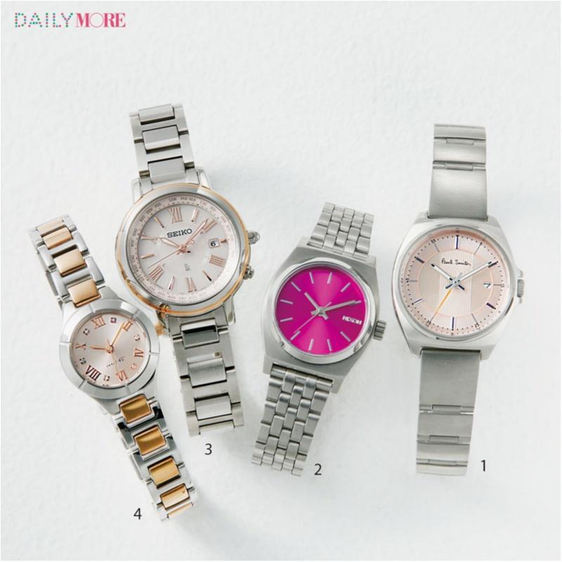 ピンク? ブルー? それともグリーン? 新しい腕時計は「フェイスの色」で選ぶのが大正解!!_1_3