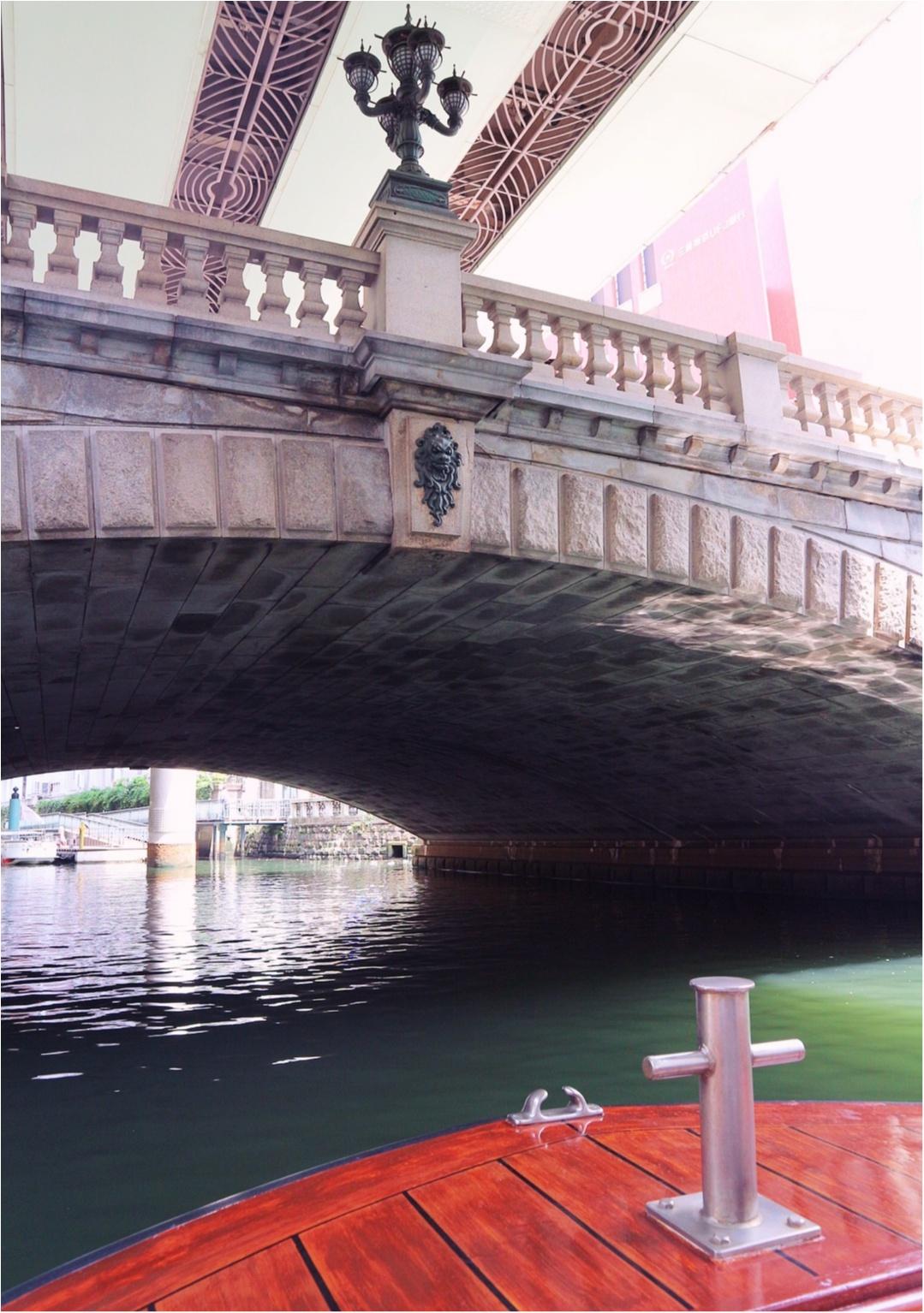 浴衣で舟遊び♡いまホットな東京のランドマークをめぐる日本橋クルーズ☻_3