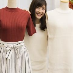 モデル佐藤ありさのこだわりがぎゅっ! 大人気ブランドの新作をイベントで発表しちゃいました☆