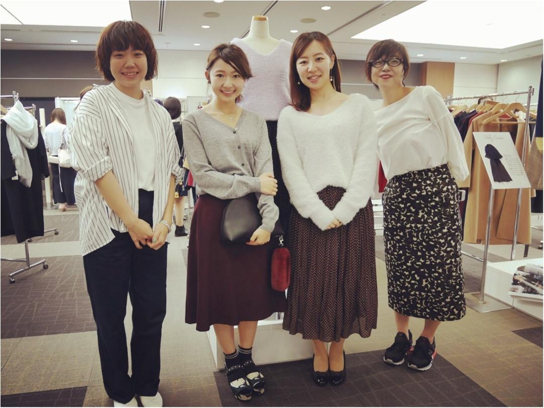 新作【FlowerDays】スタイリスト高野麻子さんがつくる'大人かわいい' コーデ_7