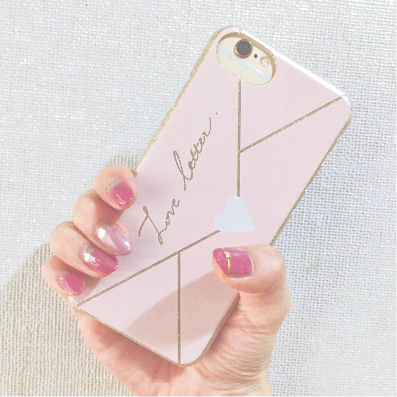 【iPhone case】可愛い♡可愛い♡love letterのケース見つけちゃいました❤︎❤︎❤︎_2