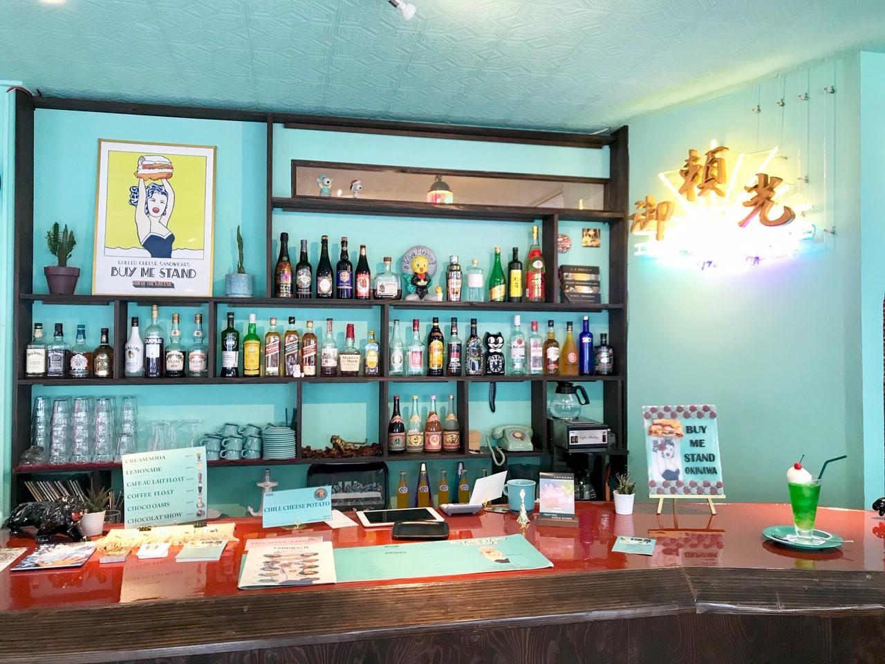 【沖縄女子旅】国際通りのかわいいカフェ♡ おしゃれスムージーと絶品サンドイッチのお店、教えます!_9