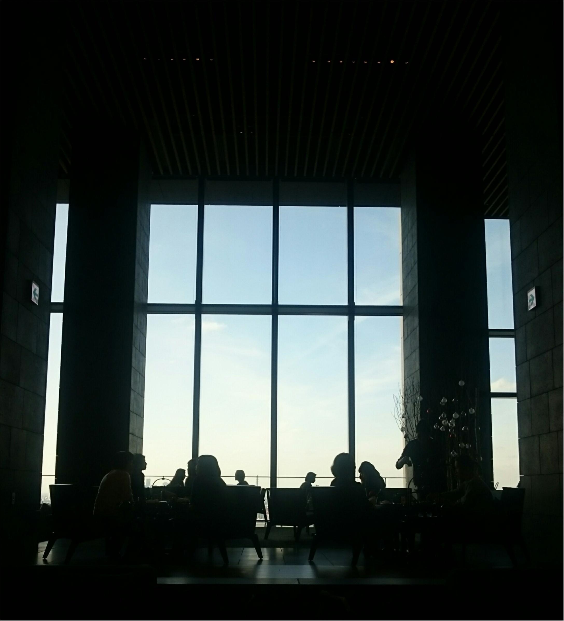☆予約のとれないほど人気のアマン東京のブラックアフタヌーンティー☆_1