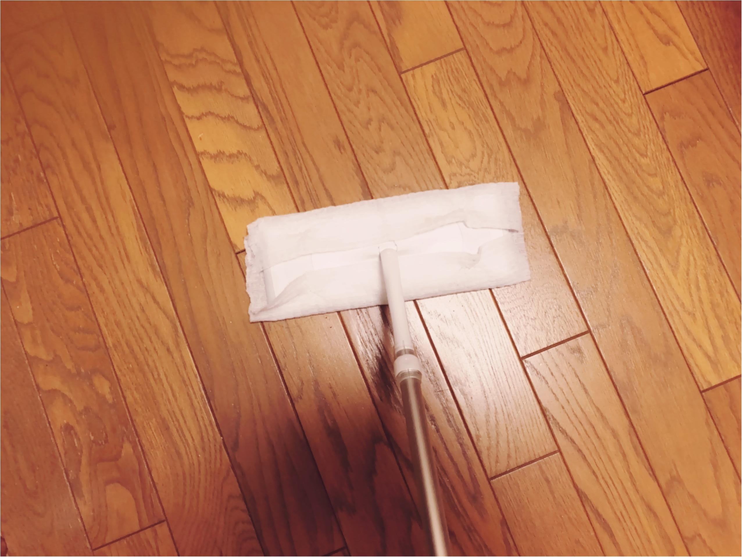 《忙しいaround27モア世代にオススメ♡》大掃除にもお役立ち!普段もささっと使える万能クイックルワイパー☆★☆_2