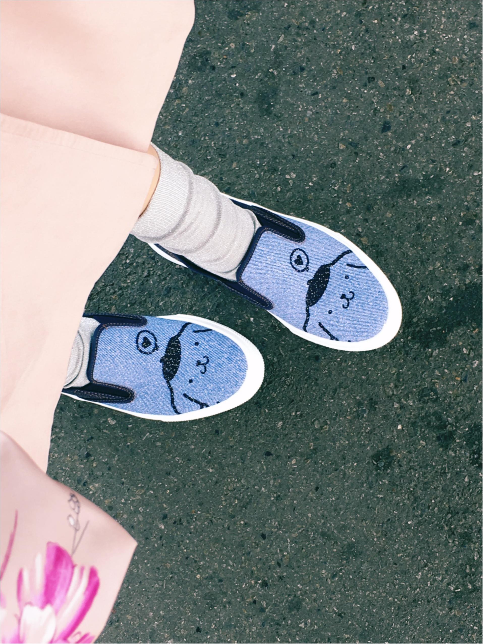 わたしにとってのしあわせの国へ連れて行ってくれる靴。_2