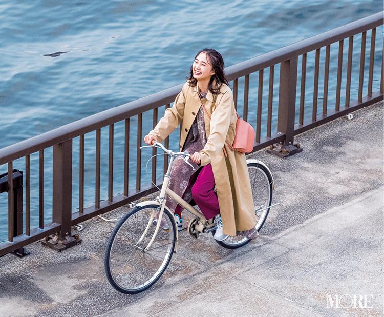 花柄コーデ特集《2019秋冬》- ワンピース、スカートetc. 大人っぽい花柄コーデまとめ_6
