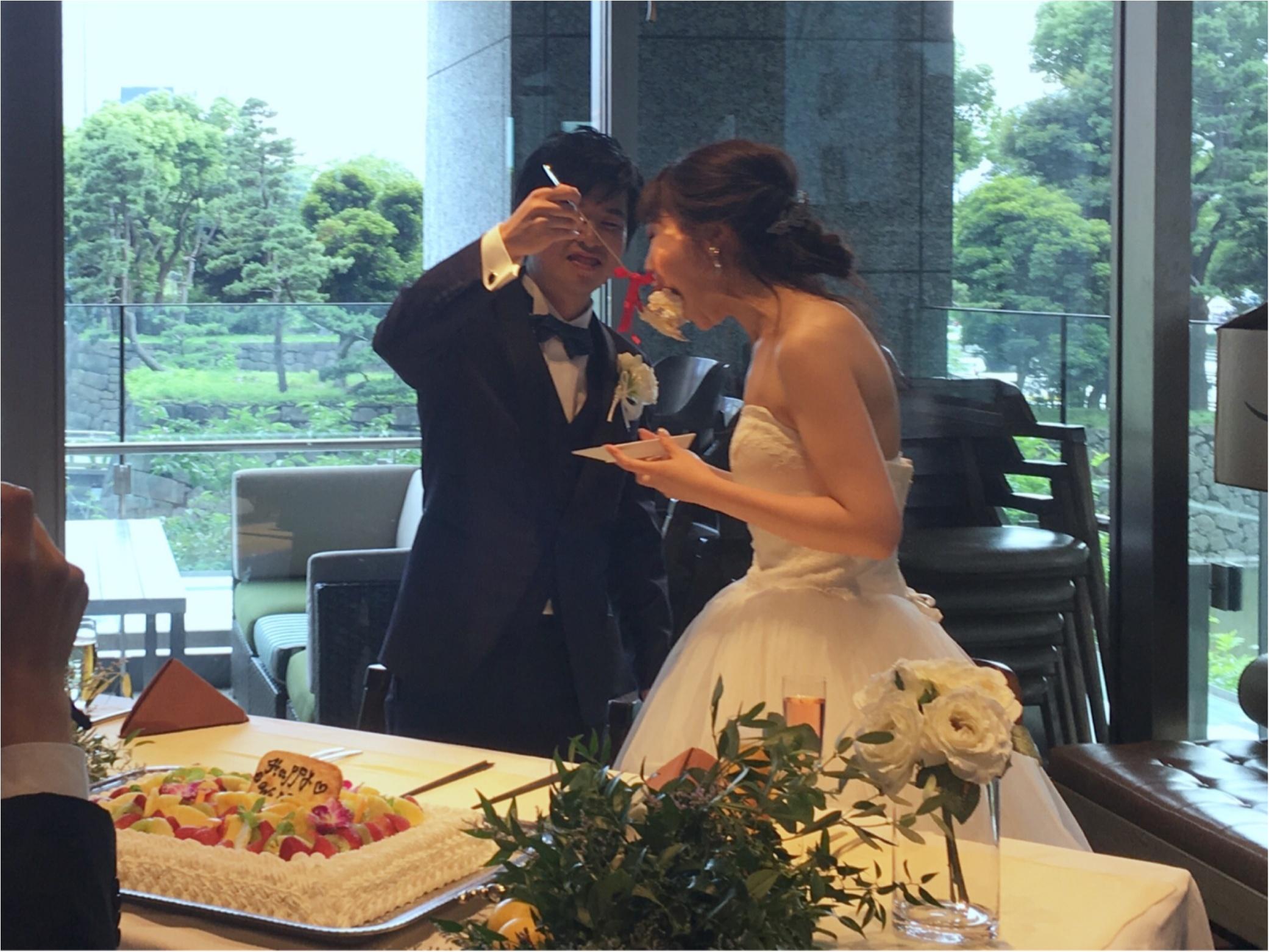 【二次会】MOREインフルエンサーNo.600 asuちゃんの結婚式レポ❤︎_4