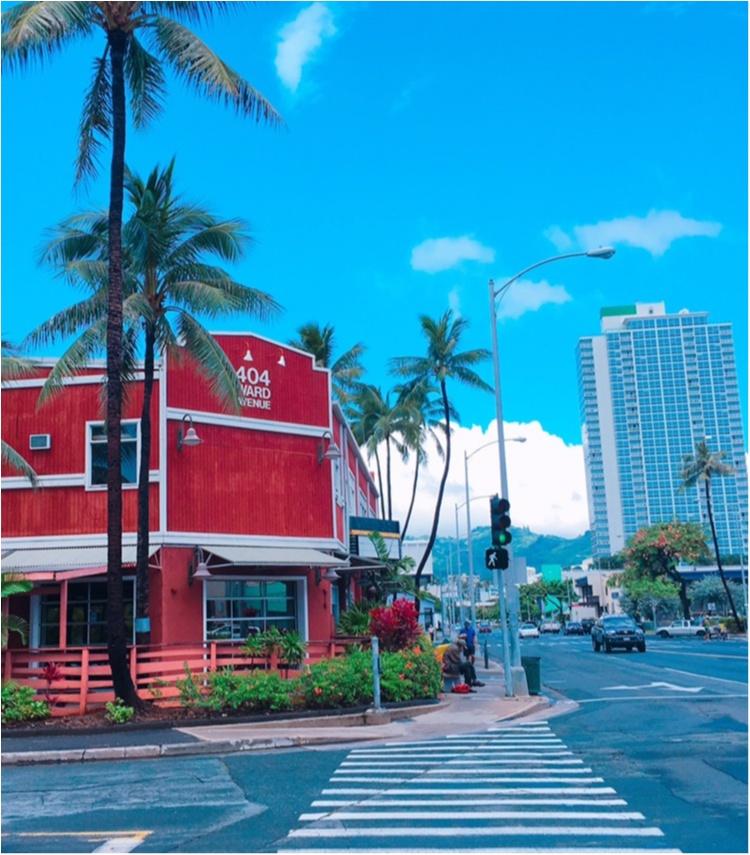 《ビーチだけが魅力じゃない♡ハワイの注目新スポット》まるでNYブルックリン!フォトジェニックなウォールアートで素敵な一枚を♡_1