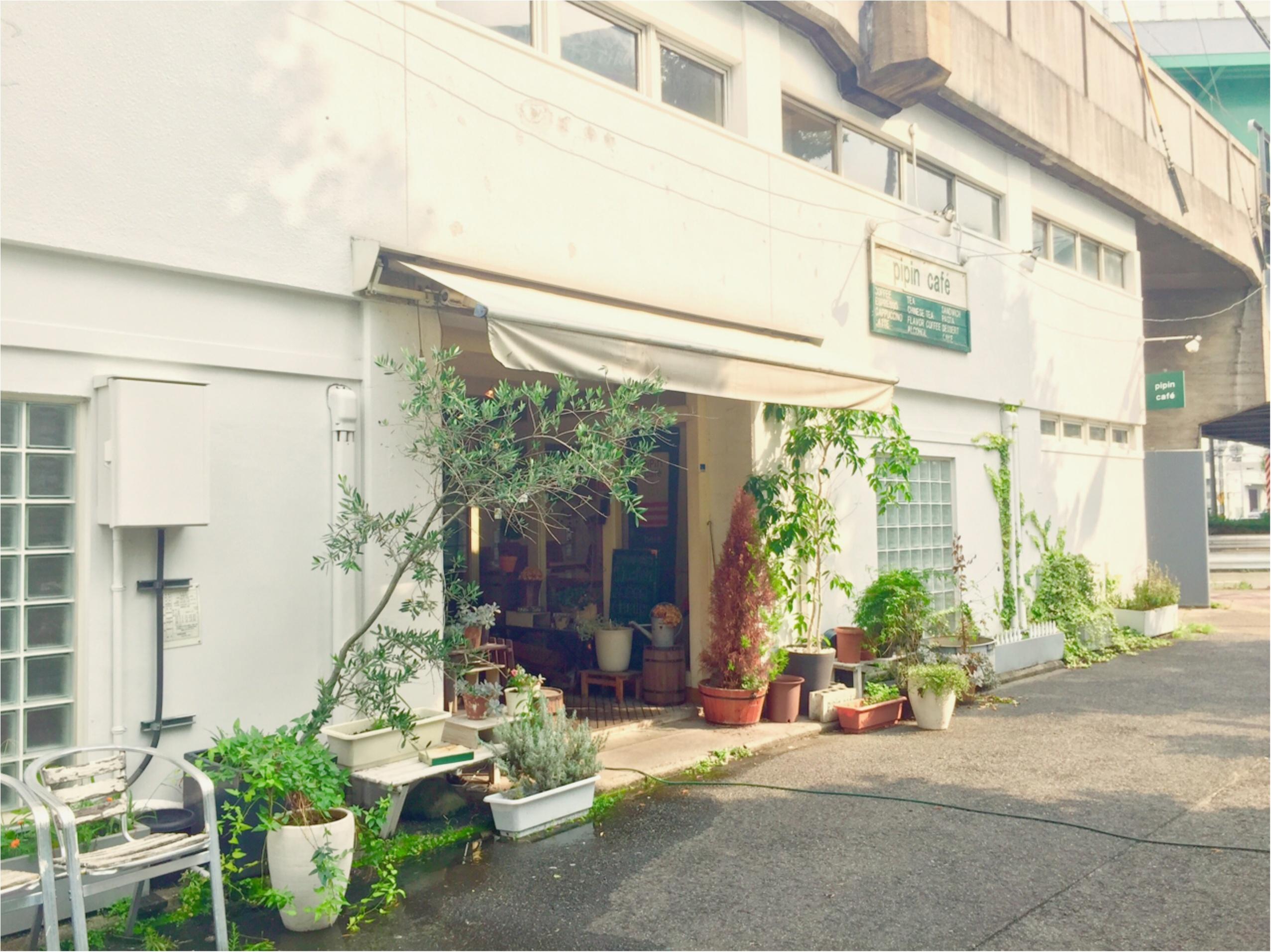 ポケモンの聖地⁉モンスターボールの形をした【名古屋の鶴舞公園】近くのおしゃれカフェ♡_3
