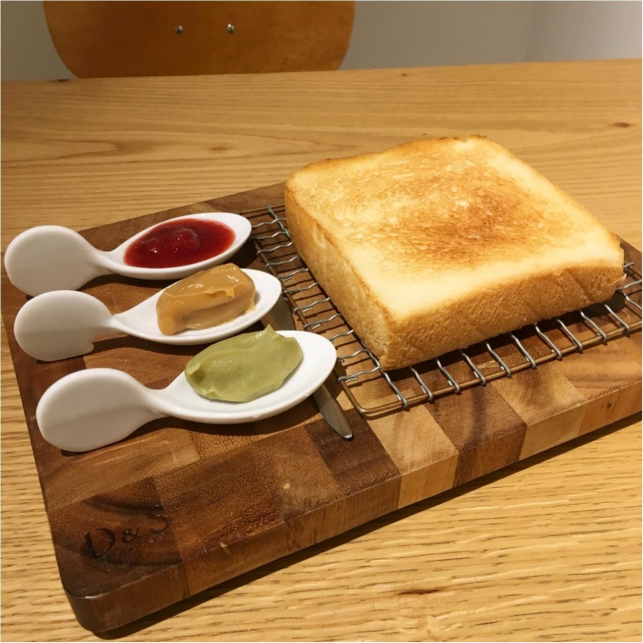 「まるで宝石のよう」16種類のジャムが絶品♡高級食パンとジャムが楽しめるカフェ《& jam(アンドジャム)》に行ってきました♡♡_7