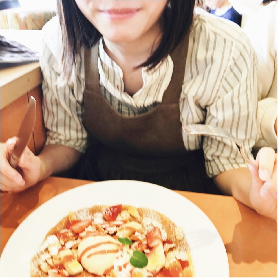 …ஐ 【ファミレス】苺が食べたい!限定!!頬がおちる春デザートを楽しむには、デニーズへGO!! ஐ¨_4