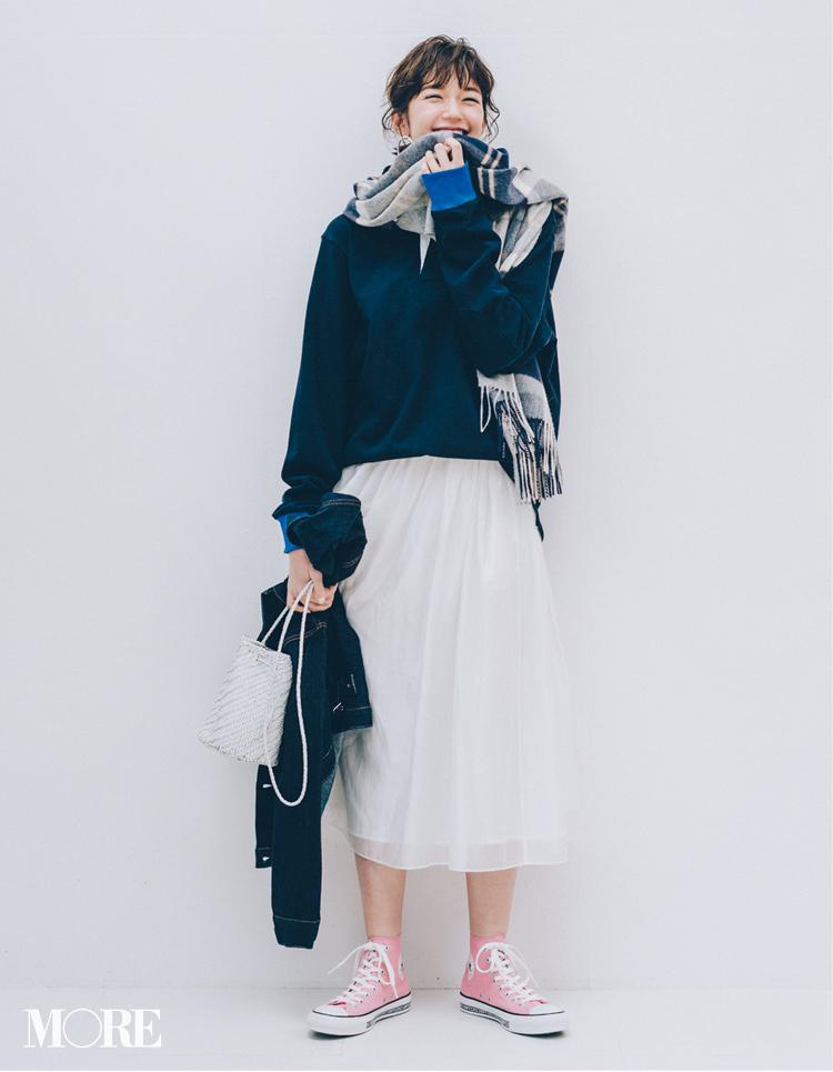 全女子チェック☆ ピンク×ネイビー配色がいちばんモテるらしいぞ!! 記事Photo Gallery_1_7