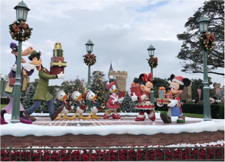 TDL35周年!【ディズニー・クリスマス】行ってきました♡_6