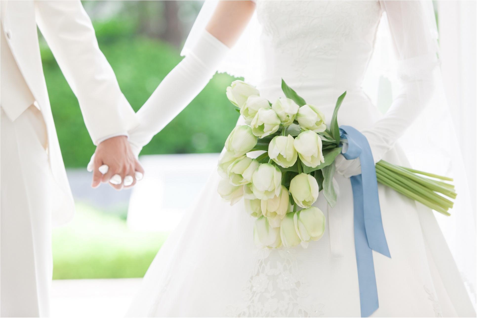 結婚式は「自分の好きな花」を手に持ちヴァージンロードを歩きたい!#さち婚_2