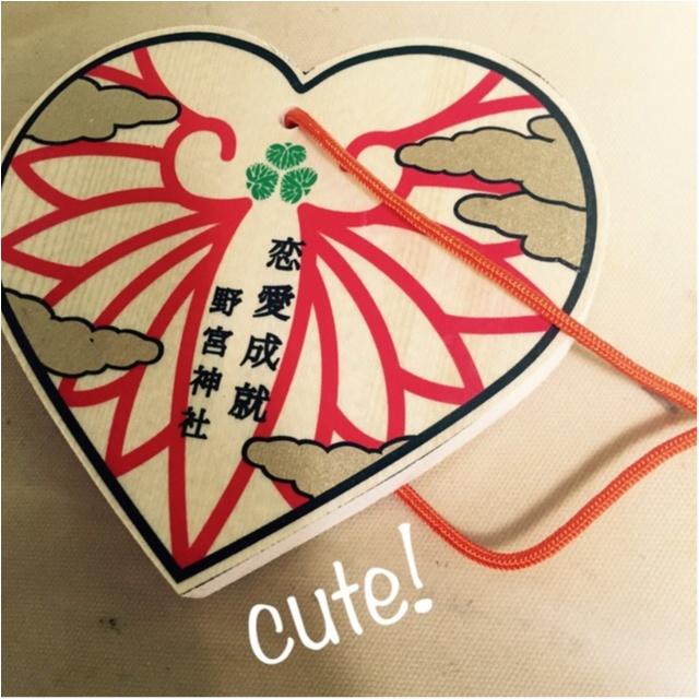 【京都】可愛い絵馬に願いを込めて♡パワースポット野宮神社へ!_4